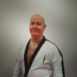Martin Paradine of Empire Martial Arts & Boxing - 6th Dan Black Belt Taekwon-Do