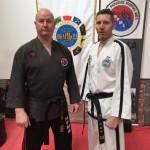 Martin Paradine (L) and Mark Empson (R)