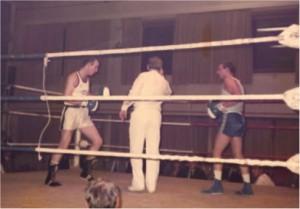 Martin Paradine Boxing